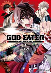 GOD EATER -side by side-(電撃コミックスNEXT)