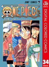ONE PIECE カラー版 34