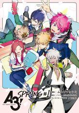 A3! SPRING(ZERO-SUMコミックス)