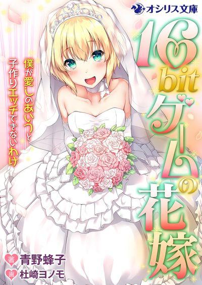 16bitゲームの花嫁 僕が愛しのあいつと子作りエッチできないわけ